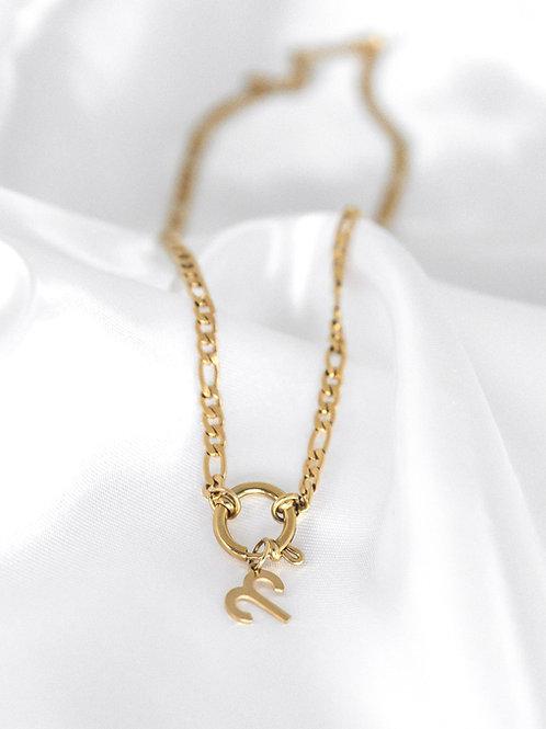 Mara zodiac necklace