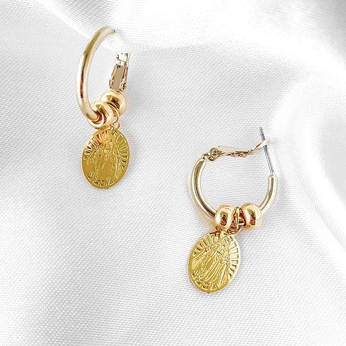 Ray earrings