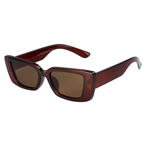 Evie sunglasses brown