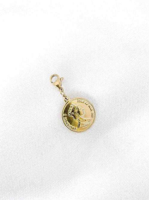 coin charm