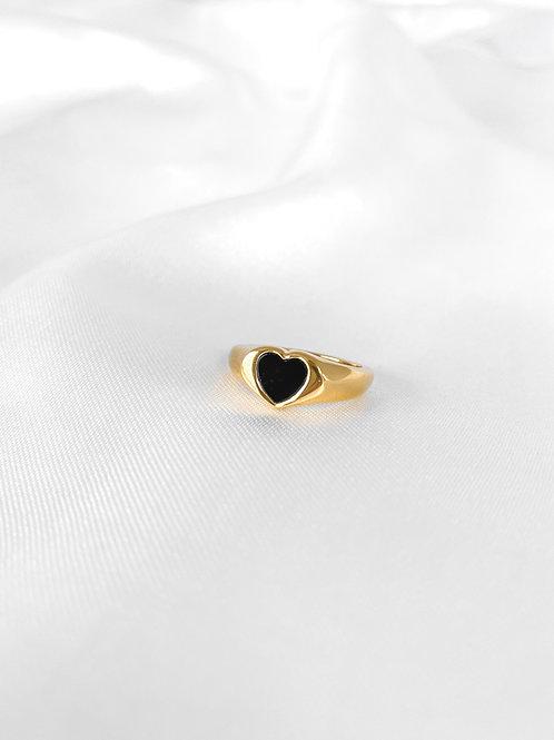 Gianna ring black
