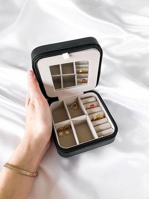 jewelry travel box small
