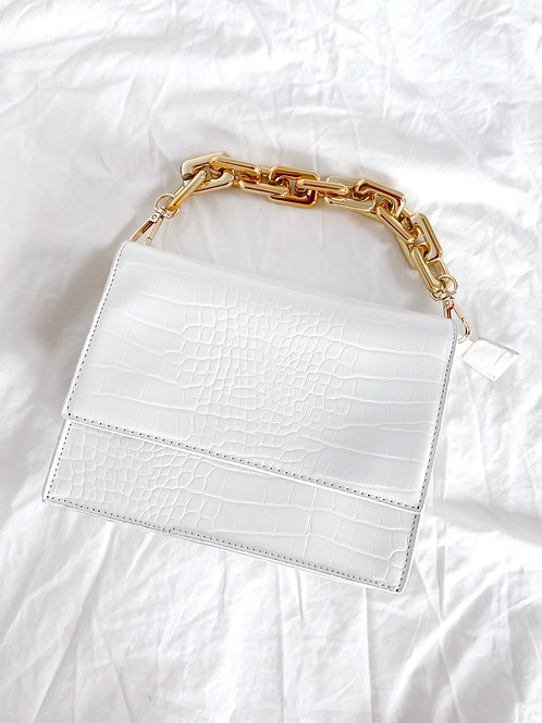 Lola bag white