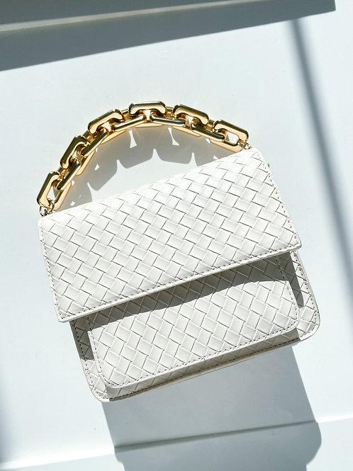Lore bag off-white
