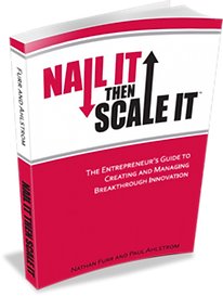 Nail It Then Scale it Book