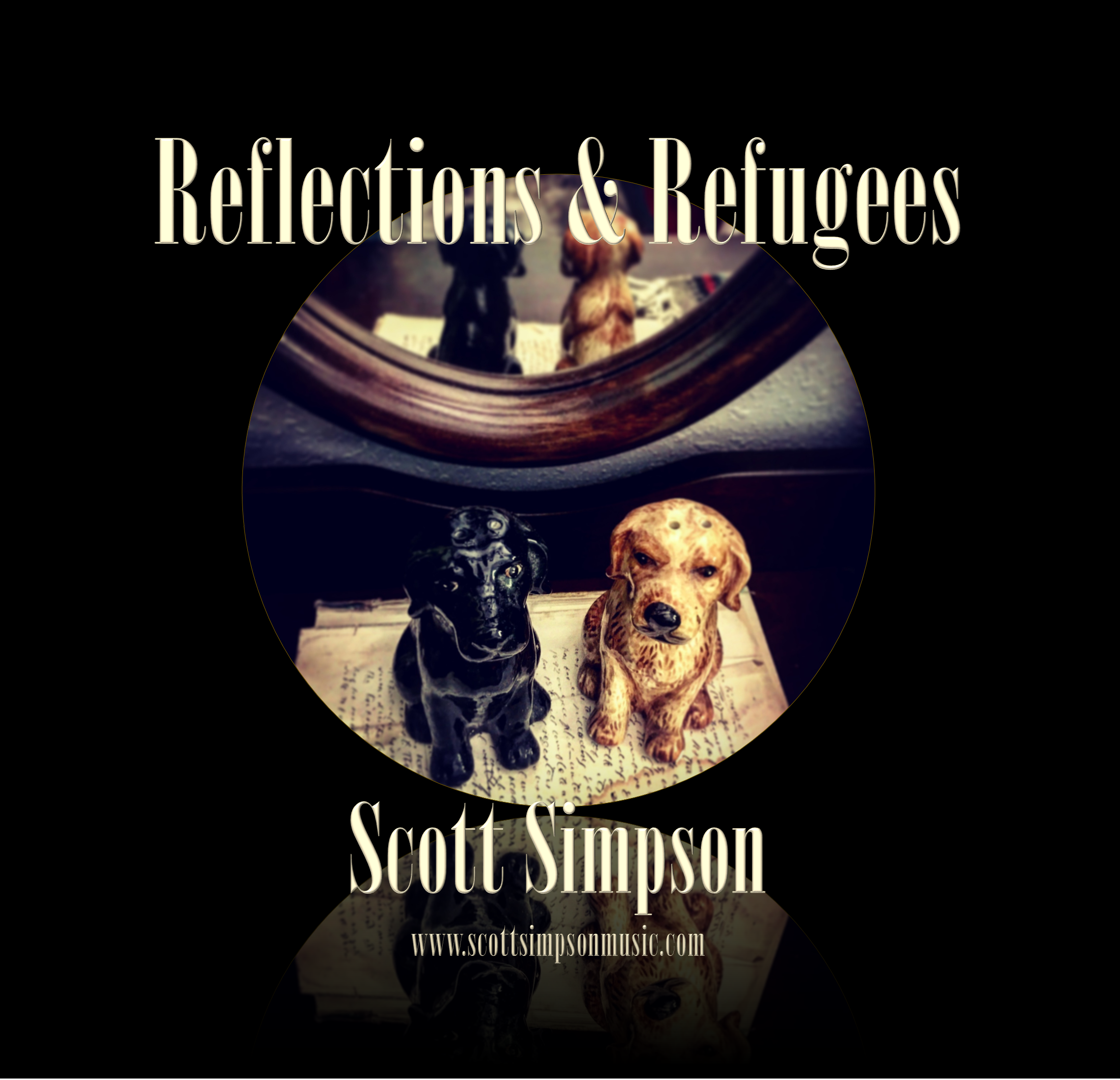 Reflections & Refugees Cover Art