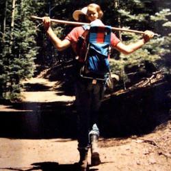 Summer 1991, Scott & Maegan