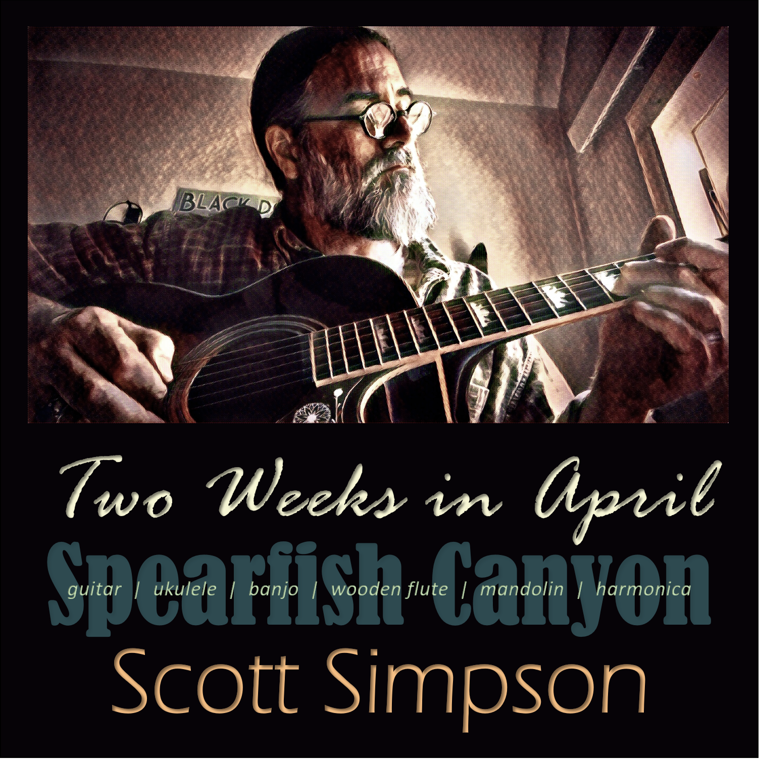 Two Weeks in April cover
