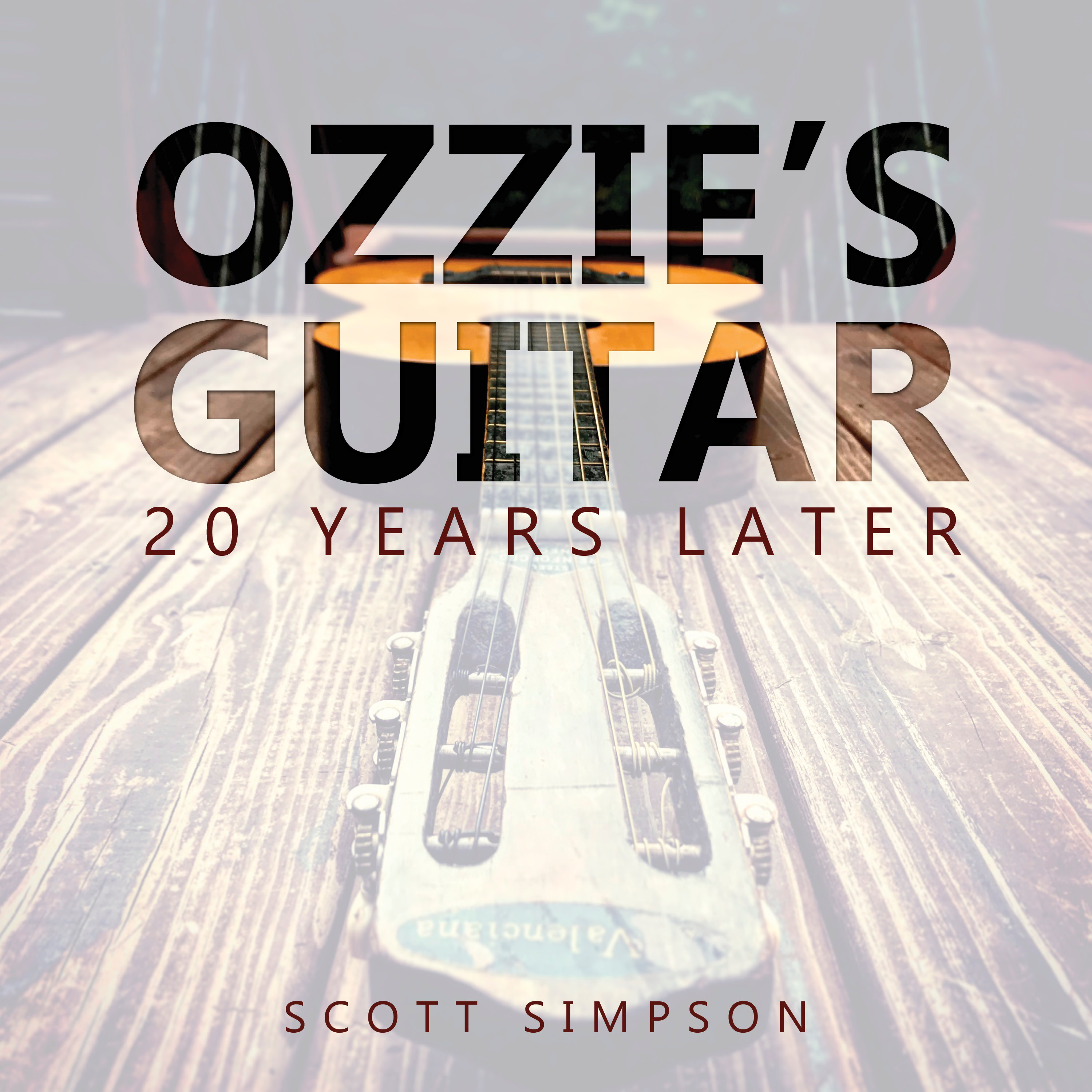 Ozzie's Guitar 20 Years Later