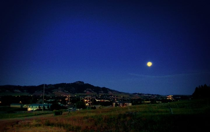 The full moon over Spearfish tonight.jpg.jpg