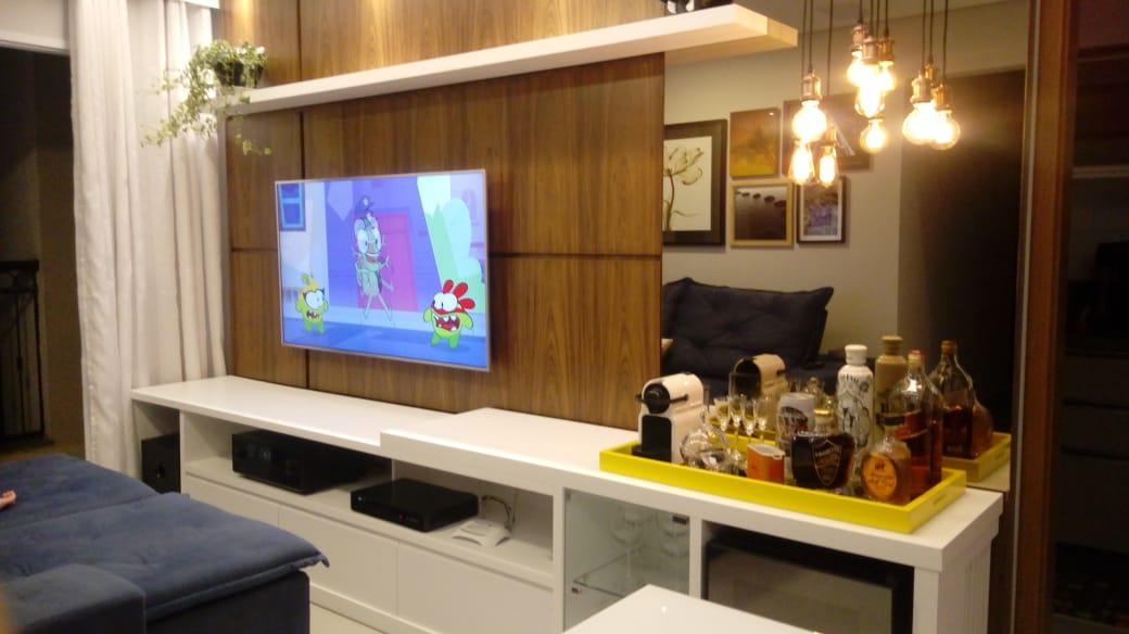 home sala apartamento