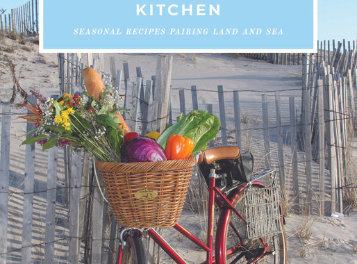 In 'The Hamptons Kitchen' with a New Cookbook