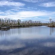 William Brooks Park Water Scene