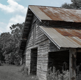 The Old Blue Barn