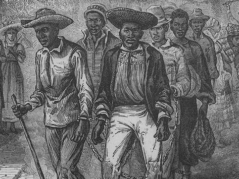 Where Did Most Enslaved People in America Come From?
