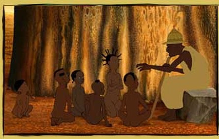 Once Upon a Time in Africa: The History of African Folklore