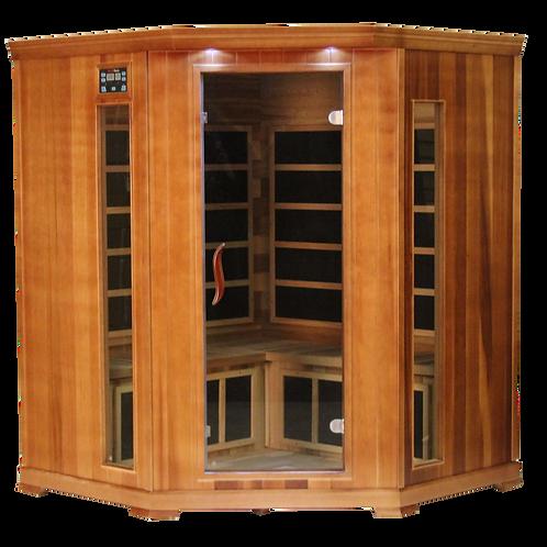 Corner Sauna