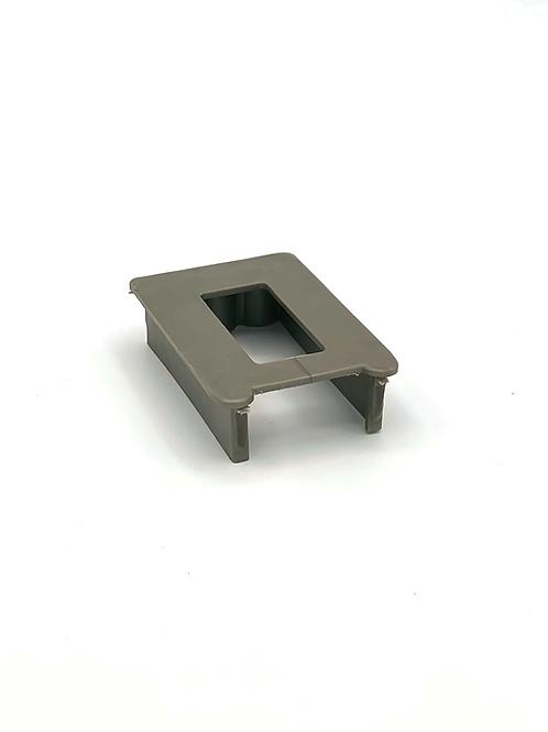 055 - Bottom Cap for Main Frame Post