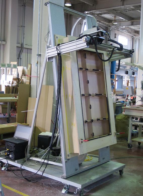 MakerMachine36Pro縦 樹脂加工カスタマイズ版