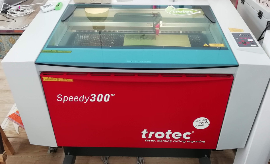Trotec Speedy300