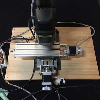 Proxon MF70 CNC化