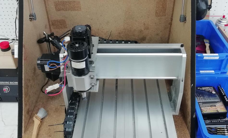 CNC加工機