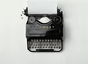 Macchina da scrivere d'epoca