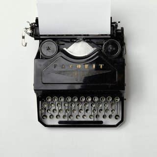 Wise Words Vintage Typewriter Cards