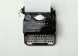 Old School Favorit Typewriter