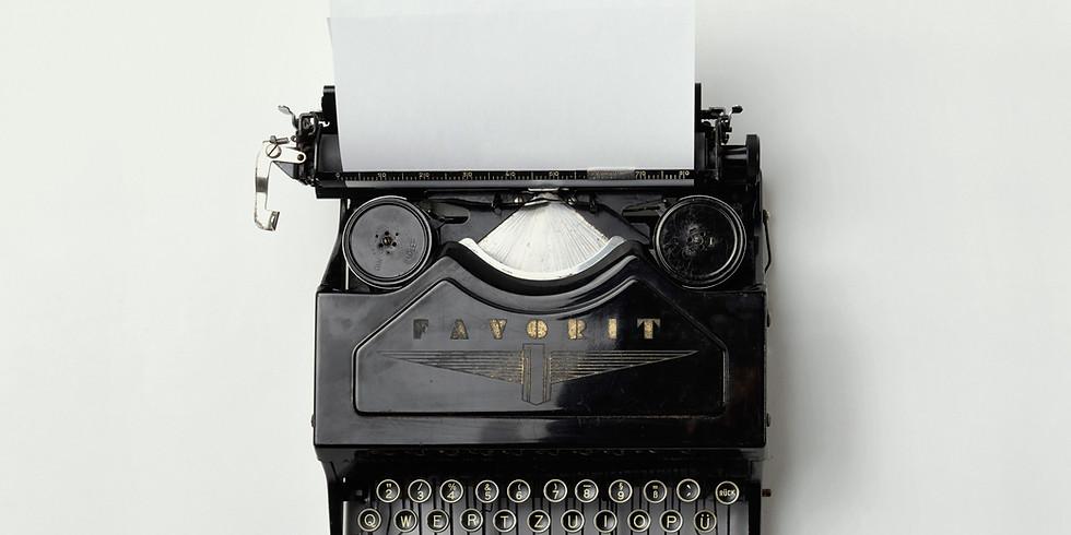 10/21 Virtual Thousand-Word Workshop