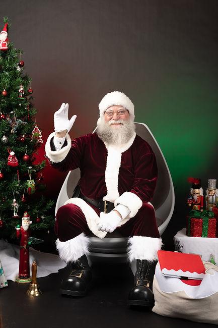 Noël, Père Noël, La magie de Noël, Photographies, Le Capteur D'Images