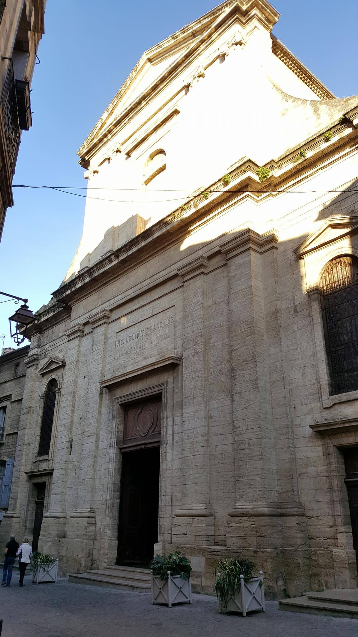 Eglise de Pezenas