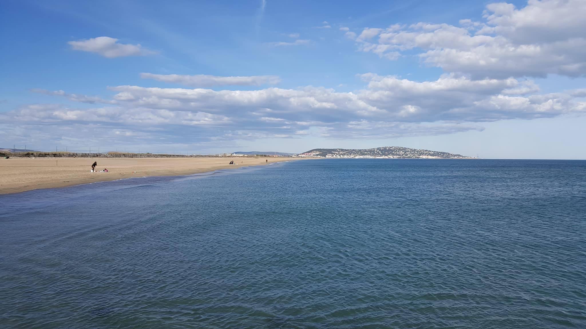 Les plages de Marseillan (2)