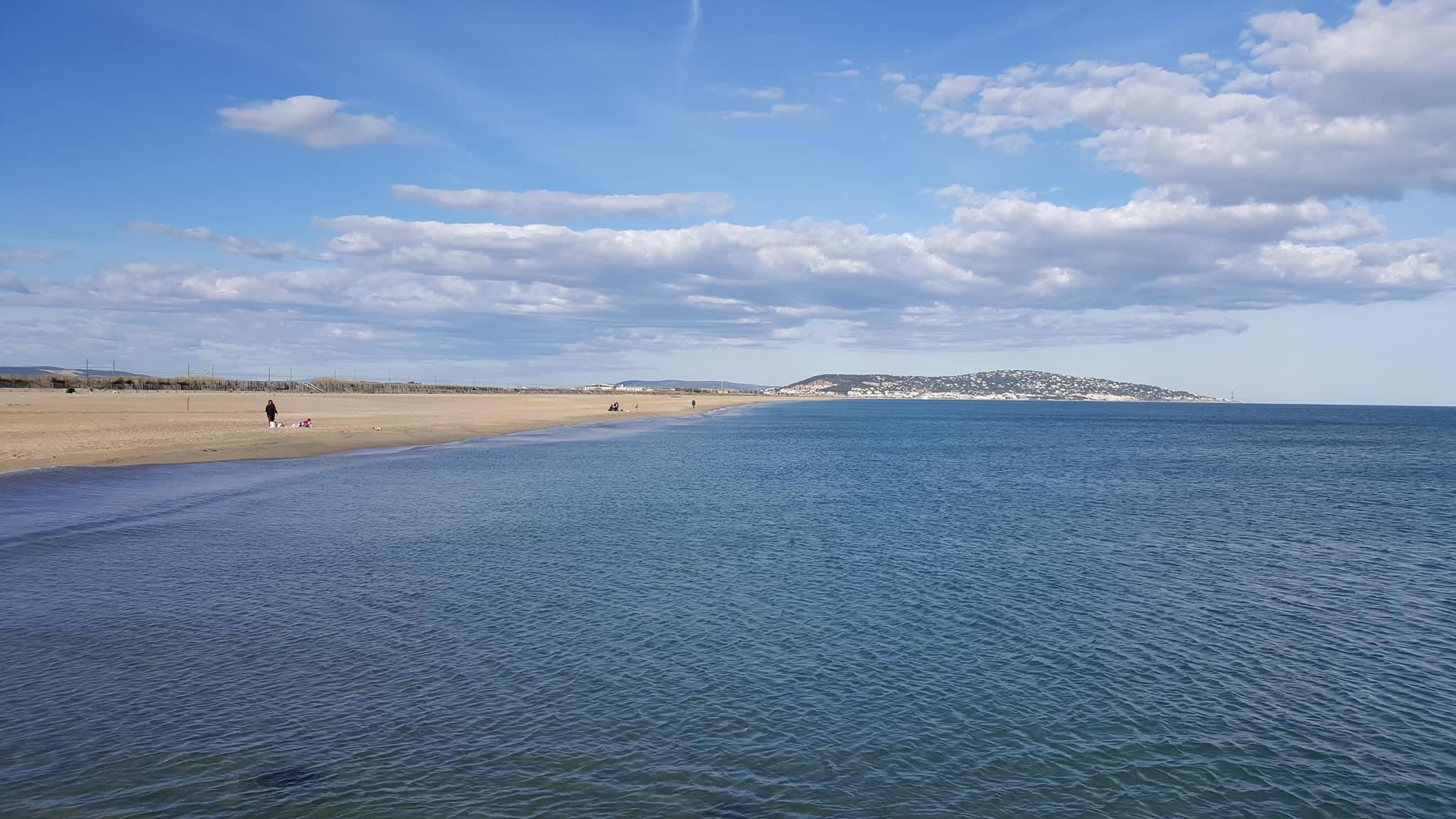 Les plages de Marseillan (1)