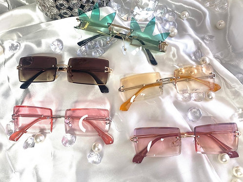5 pair sunglasses bundle