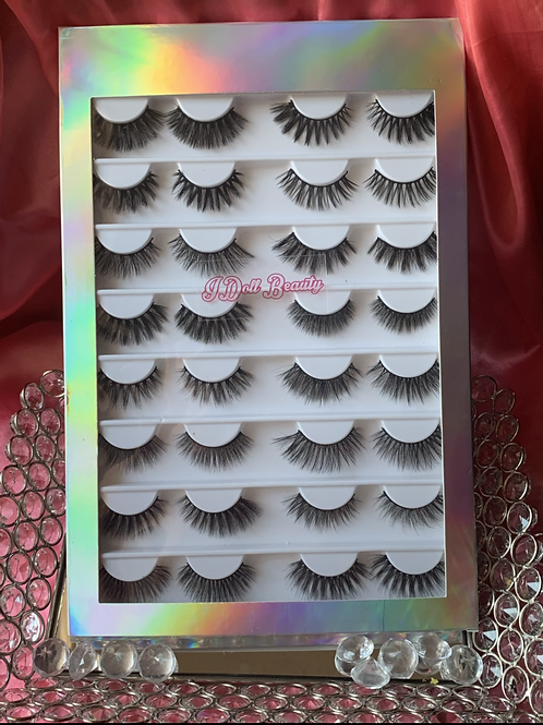 Lashful queen Collection
