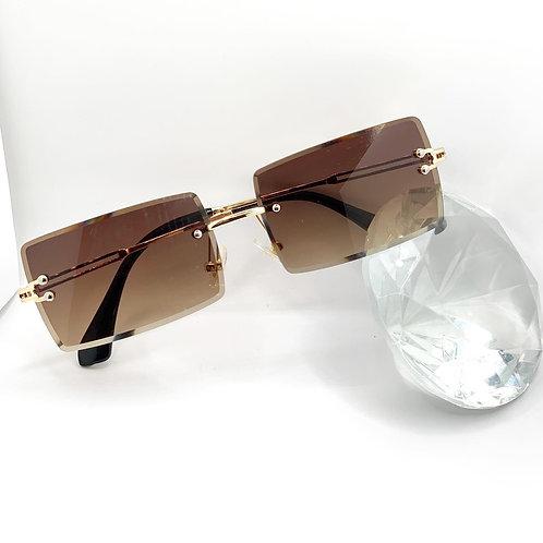 Chocolate sunglasses
