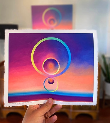 Limited Edition Giclee Print