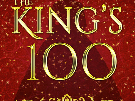 Immortal Works Author Spotlight: The King's 100, by Karin Biggs