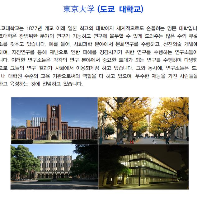 도쿄대학교