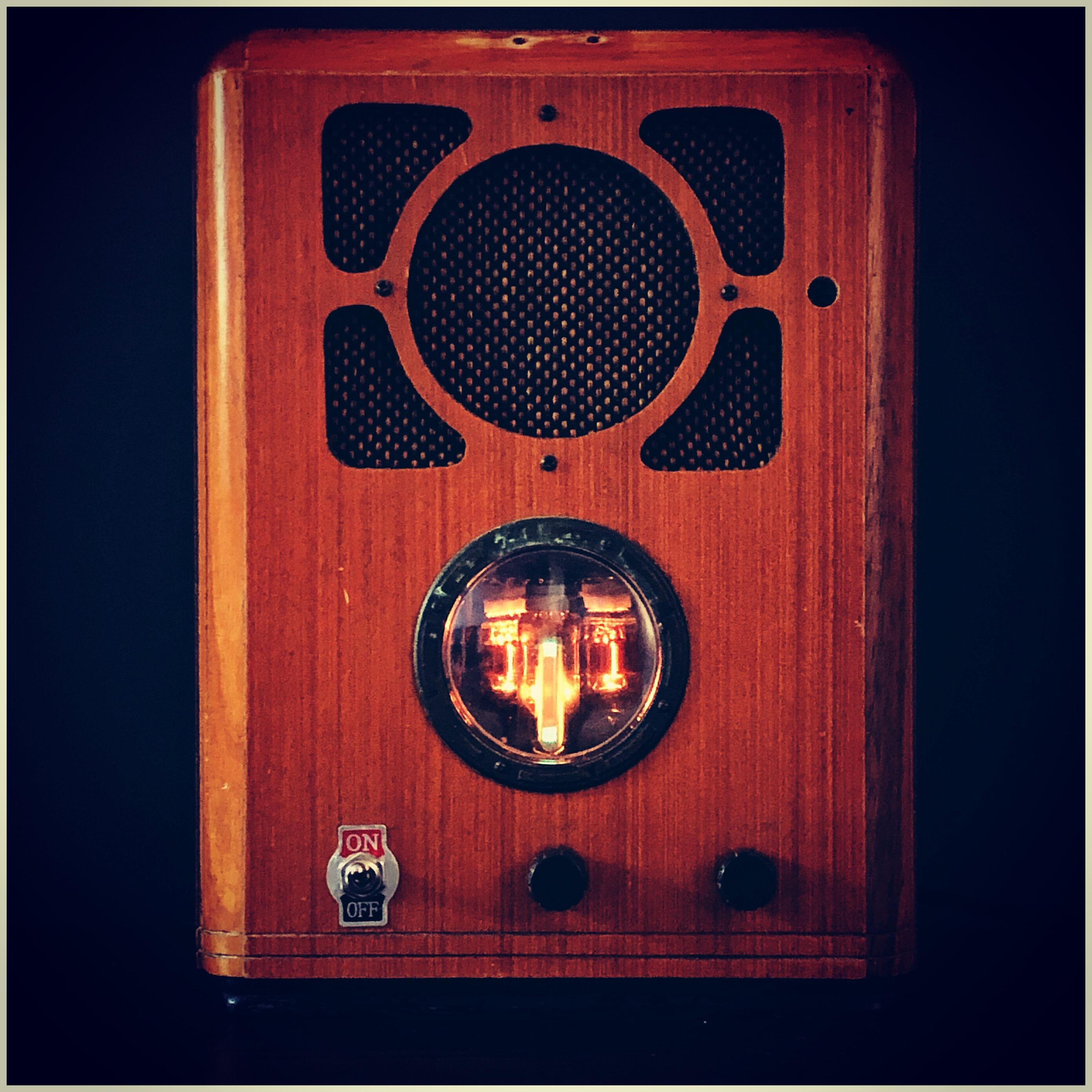 5F1 Radio Amp