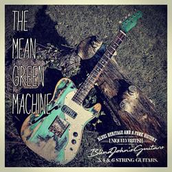 Thickline No3 - Mean Green Machine