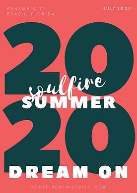 Soulfire Summer 2020 Social Media-Websit