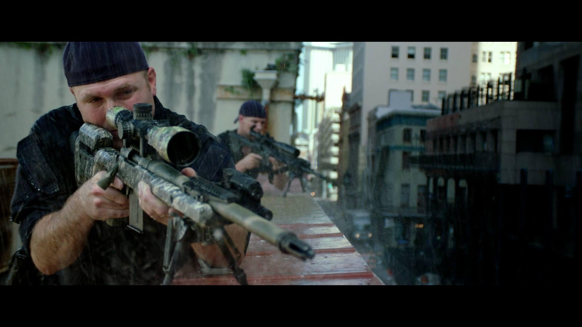 American Heist  BRPD SWAT