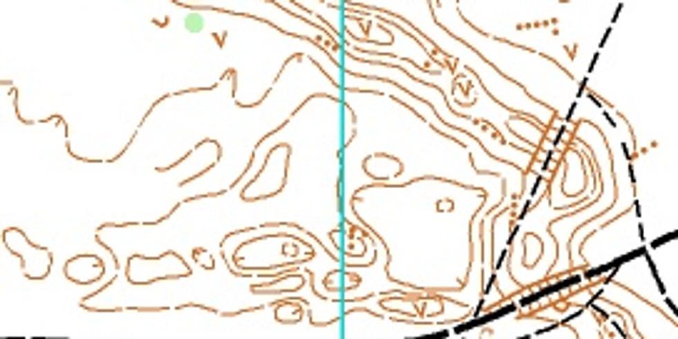 O-RUN II etapas. Ežerėlis