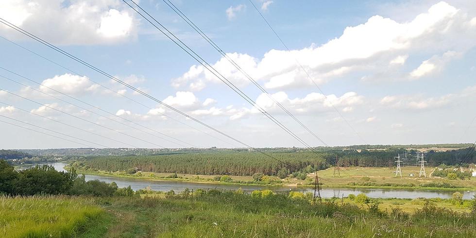 O-RUN.Karmėlava, Narėpai, Smerties kalnas