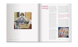 Meertens spread art book