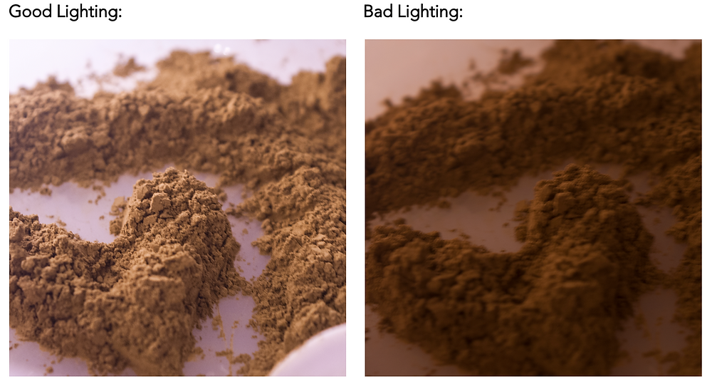Good and Bad Lighting