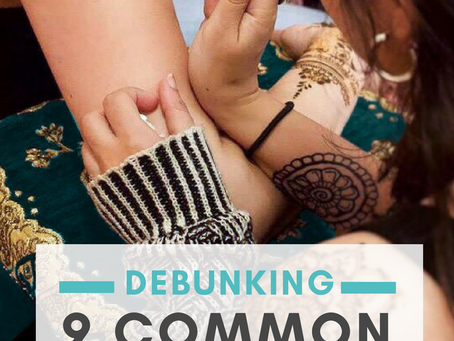 Debunking 9 Common Henna Beliefs (#5 Will Seriously Surprise You!)