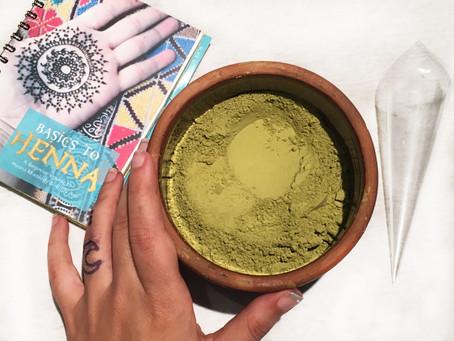 Easy Henna Recipe for Dark Stains